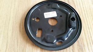 Classic Mini Rear Drum Brake Back Plate L/H – genuine Delphi21A1060