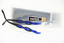 Switch it combi 2212 Wechselbrille Brille Unisex blau/schwarz NEU Premiumhändler