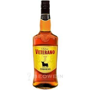 Osborne Veterano 1,0 l Solera Spirituose, Literflasche, Spanien