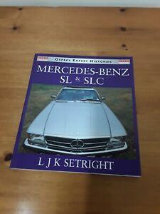 Mercedes-Benz SL & SLC  LJK Setright