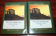 Great Courses Ancient History Early Middle Ages 4 DVD Set