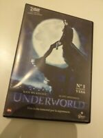 Dvd  UNDERWORLD 2DVD + 1H30M EXTRA con kate beckinsale