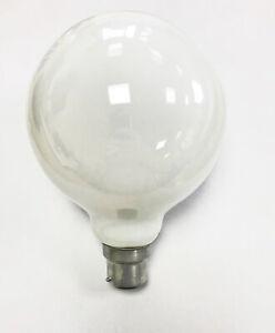 42w (60w) BC & ES Large 95mm G95 Decor Globe Opal Light Bulb Lamp