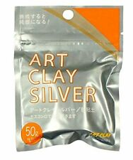 New Type Art Clay Silver 50g A-275 (Japan Import) New Package