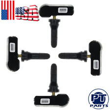 4pcs GM New TPMS Tire Pressure Sensors for Chevy Silverado Impal 1500 2500 3500