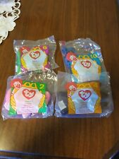 Mcdonalds happy meal toys only 4