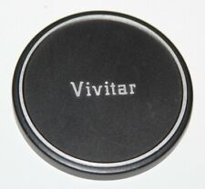Vivitar - 67mm Slip-on Metal Lens Cap - vgc