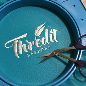 Logo Embroidery Set Up - Digital Proof - Thredit Print & Embroidery