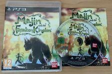 Majin & The forsaken kingdom COMPLET (PS3)