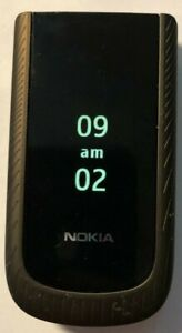 PROTOTYPE Nokia 3710 Fold Black (T-Mobile) Excellent Used Phone Fast Ship 2