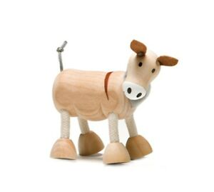ANAMALZ D02010: Donkey, Collectable Wooden Toy NEW