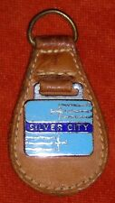 Porte-clés Key ring SILVER CITY CROSS CHANNEL No CocO AIR FERRY enamel émaillé