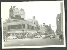 8 x 10 Photo Picture 50th st Ave Of Americas New York City St. Clairs Colonial