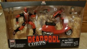 Marvel Legends Riders: Deadpool Corps (brand new)
