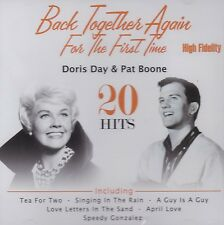[NEW] CD: BACK TOGETHER AGAIN: DORIS DAY & PAT BOONE