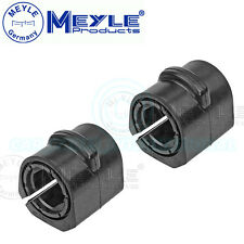 2x Meyle (Germany) Anti Roll Bar Bushes Front Axle Left & Right No: 714 615 0007