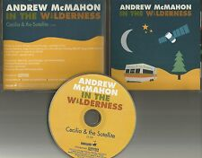 Something Corporate ANDREW McMAHON In the Wilderness PROMO CD Jack's Mannequin