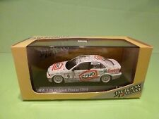 MINICHAMPS 932309 BMW 318i BELGIAN PROCAR 1994 - P SLAUS - WHITE No 9 -  IN BOX