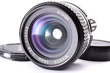 N Mint+++ Nikon Ai-s AIS Nikkor 28mm f/2.8 Lens Wide Angle SLR Prime From JAPAN