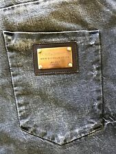 Dolce e Gabbana Distressed Jeans Size 50