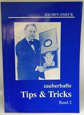 Jochen Zmeck zauberhafte Tips & Tricks Band 2, Verlag ZAUBERKUNST