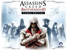 Assassin's Creed Brotherhood - Limited Codex Edition (uncut) - SEHR GUT