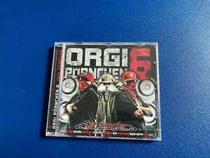 King Orgasmus One - Orgi Pörnchen 6 ● Hip Hop CD ● NEU & OVP ● Deutschrap Album