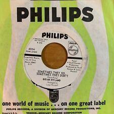 """Brian Hyland - 3000 Miles // 7"""" - 1.US-Pressing 1966 - Promo Copy - TOP conditio"""