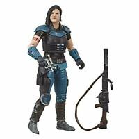 """Star Wars The Vintage Collection The Mandalorian Cara Dune Toy, 3.75"""" Scale A..."""