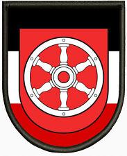 Wappen von Erfurt, Aufnäher ,Pin, Aufbügler