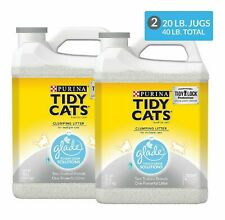 Purina Tidy Cats Clumping Litter with Glade Twin Pack 20 lb., 2 ct. - Free Shipp