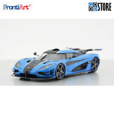 Koenigsegg One 1 model car MIB Frontiart F033-22 1/18 Collectible Limited Edt.