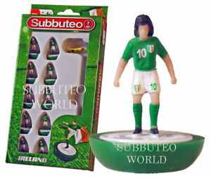 IRELAND SUBBUTEO TEAM. PAUL LAMOND SUBBUTEO TABLE FOOTBALL.