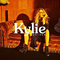 KYLIE MINOGUE - GOLDEN (DELUXE EDITION)   CD NEW!