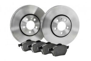 Fiat Tipo 1.3 1.4 2016-2020 Front 2 Brake Discs & Pads Set (check size 284mm)