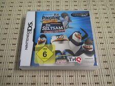 Die Pinguine aus Madagascar Dr. Seltsam für Nintendo DS, DS Lite, DSi XL, 3DS