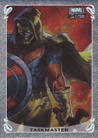 2018 Upper Deck Marvel Masterpieces HoloFoil Insert 17 of 20 Task Master