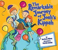 The Remarkable Journey of Josh's Kippah-ExLibrary