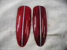 58 59 60 CORVETTE CHEVY SURVIVOR TAIL LIGHT L&R GM NICE CHEVROLET VETTE VET
