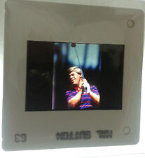 HAL SUTTON 1985 Media TV Slide PGA GOLF