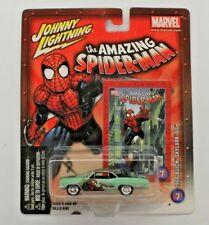 Johnny Lightning Marvel The Amazing Spiderman 1966 Buick Skylark GS