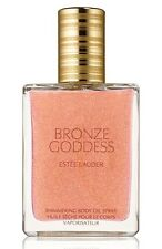 NIB Estee Lauder BRONZE GODDESS Shimmering Body Oil Spray (Limited Edition) 1.5