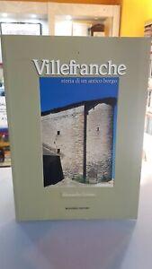 [NC] VILLEFRANCHE STORIA DI UN ANTICO BORGOALESSANDRO LIVIEROMUSUMECI2002ITA