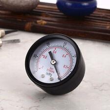 BE06 Metal Vacuum Gauge Oil Pressure Gauge Water Temp Gauge Digital