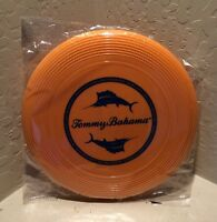 Tommy Bahama Orange Frisbee New In Package