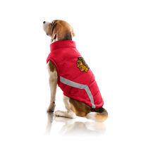 Chicago Blackhawks NFL Little Earth Production Dog Pet Puffer Vest Sizes XS-XL