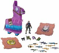 "Fortnite Llama Drama Loot Piñata  [Rust Lord 4"" Action Figure & Accessories]"