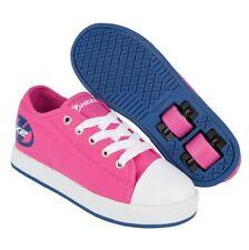 Chaussures de tennis blancs en toile pour fille de 2 à 16 ans