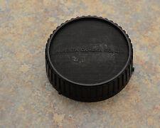 Genuine Minolta Rear Lens Cap SR MC MD Rokkor (#1226)