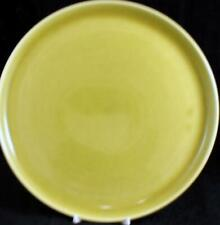 Steubenville AMERICAN MODERN Chartreuse Dinner Plate GREAT CONDITION